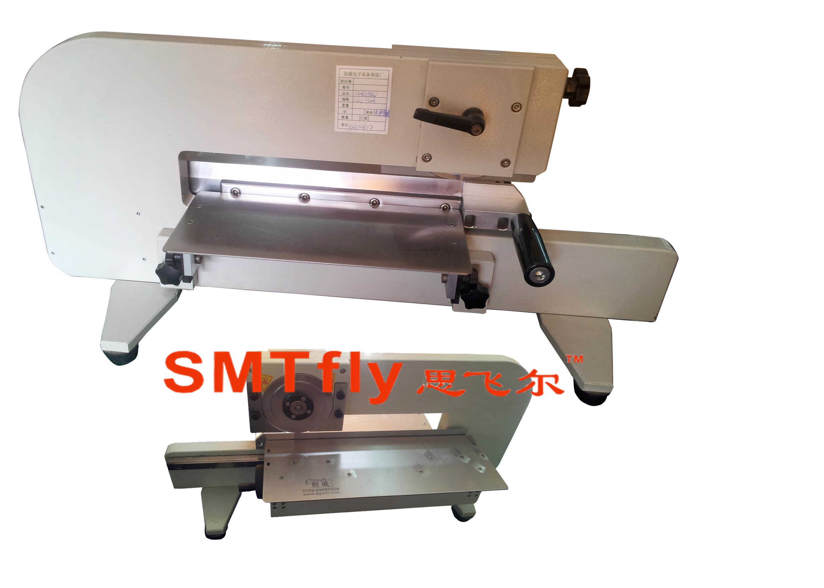 Manul Pcb Depaneling China Automatic V Cut Singulation Machine For Printed Circuit Manual Guillotinesmtfly 2m